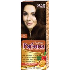 Крем-фарба для волосся Acme Горобина Avena № 057 Натуральна кава 161 г