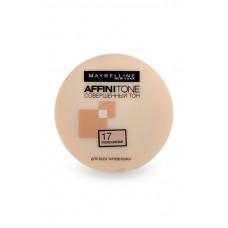 Компактна пудра для обличчя Maybelline Affinitone Rose Beige № 17
