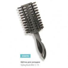 Брашинг для волосся SPL 55070 натуральний ворс