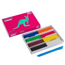 Пластилін Гамма Захоплення 8 кольорів