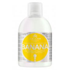 Шампунь Kallos Cosmetics KJMN1130 Banana 1000 мл