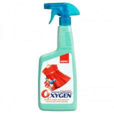 Засіб для виведення плям для прання Sano Oxygen Stain Remover 750 мл