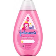 Дитячий шампунь Johnsons Baby Сильні локони дитячий 300 мл