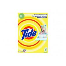 Пральний порошок автомат для прання дитячої білизни Tide 400 г