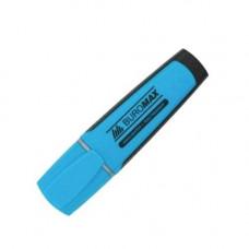 Текст-маркер BUROMAX 8900-02 блакитний