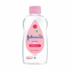 Дитяча олійка  Johnson's Baby Oil 200 мл