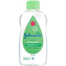 Дитяча олійка для тіла Johnsons Baby Алоє 250 мл