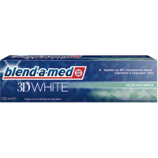 Зубна паста Blend-a-med 3D White Ніжна мята 100 мл