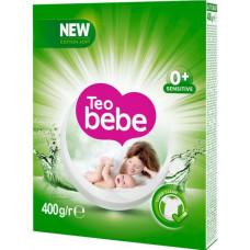 Пральний порошок ТЕО bebe Just Essentials Tender Aloe 400 г