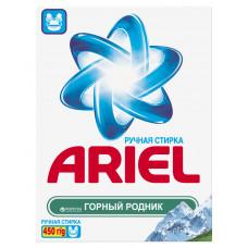 Пральний порошок Ariel для ручного прання Гірське джерело 450 г