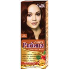 Крем-фарба для волосся Acme Горобина Avena № 033 Махагон 161 г