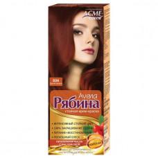 Крем-фарба для волосся Acme Горобина Avena № 034 Дика вишня 161 г