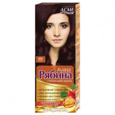 Крем-фарба для волосся Acme Горобина Avena № 035 Гранат 161 г