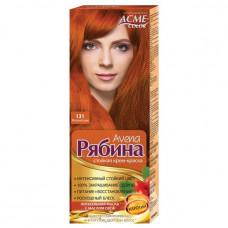 Крем-фарба для волосся Acme Горобина Avena № 131 Мідний шик 161 г