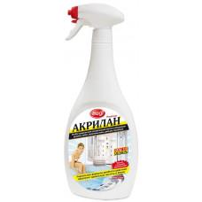 Засіб для чищення Bagi Акрилан для акрилових ванн і душова кабін Bagi 750 мл
