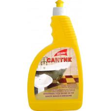 Засіб для чищення Сан Клин Сантик для сантехніки без розпилювача 750 мл