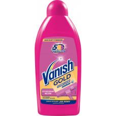 Засіб для чищення килимів мийним пилососом Vanish Gold 500 мл