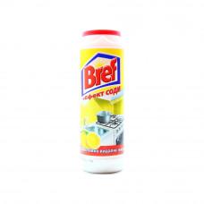 Порошок для чищення Bref + Ефект соди Лимон 500 г