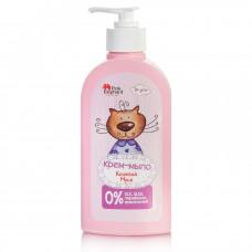 Дитяче рідке крем-мило Pink Elephant Кішечка Муся 250 мл