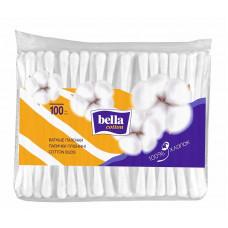 Ватні палички гігієнічні Bella Coton 100 шт