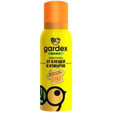 Аерозоль на дитячий одяг Gardex Baby від комарів і кліщів 100 мл 3р+