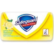 Антибактеріальне мило Safeguard Лимонне 90 г
