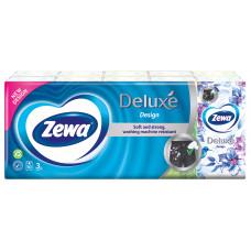 Паперові хустинки Zewa Deluxe 3 шари