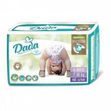 Підгузки Dada Extra Soft розмір 4 maxi 7-18 кг 46 шт