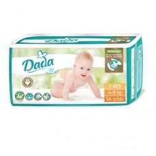 Підгузки Dada Extra Soft розмір 3 midi 4-9 кг  54 шт