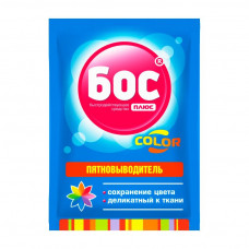 Плямовивідник кисневий для кольорових тканин БОС плюс Color 50 г