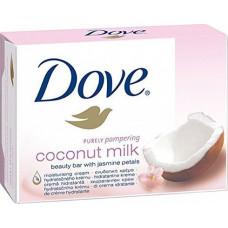Крем-мило Dove Кокосове молочко і пелюстки жасмину 135 г