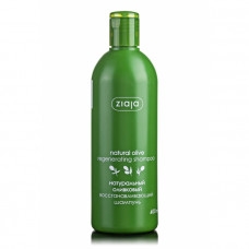 Натуральний оливковий шампунь Ziaja 400 мл