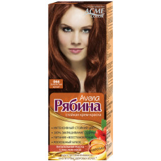 Крем-фарба для волосся Acme Горобина Avena № 066 Золотистий мускат 161 г
