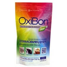 Плямовивідник OxiBon концентрований кисневий для кольорових тканин  200 г