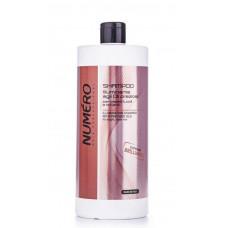 Шампунь Brelil Numero для блиску волосся на основі цінних олій 1000 мл