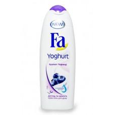 Гель для душу Fa Yoghurt Чорниця 250 мл