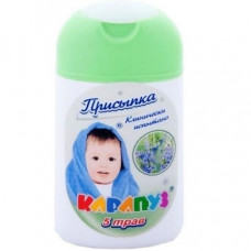 Дитяча присипка Карапуз 5 трав 50 г