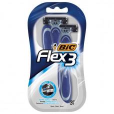 Одноразові станки BIC Flex 3 Comfort 3 шт