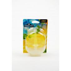 Гелевий блок для унітазу General Fresh Лимонний 55 мл