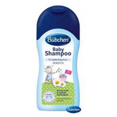 Дитячий шампунь Bubchen Kinder Shampoo з екстрактом ромашки та квітки липи 200 мл