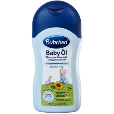 Дитяча олійка для тіла  Bubchen Kids SENSITIVE 200 мл