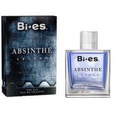 Туалетна вода для чоловіків Bi-es Absinthe Legend 100 мл