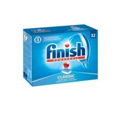 Таблетки для посудомийної машини Finish Classic 32 шт