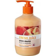 Крем-мило Fresh Juice Peach & Magnolia 460 мл