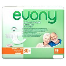 Підгузки для дорослих Evony 3 Large 30 шт
