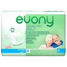 Підгузки для дорослих Evony 2 Medium 30 шт