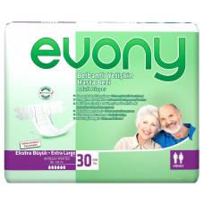 Підгузки для дорослих Evony 4 Extra Large 30 шт