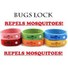 Браслет від комарів  Bugs Lock