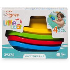 Іграшка для купання 39375 4шт.