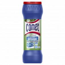 Порошок для чищення Comet Сосна з дезинфікуючими властивостями з хлорінолом 475 г
